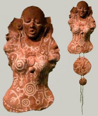 BODY LANGUAGE, ceramic