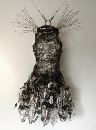 Séries: Robes chrysalides - Papillon de verre
