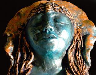 Detail ceramic sculpture - 2015