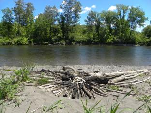 Green River, NB, Canada - 2016